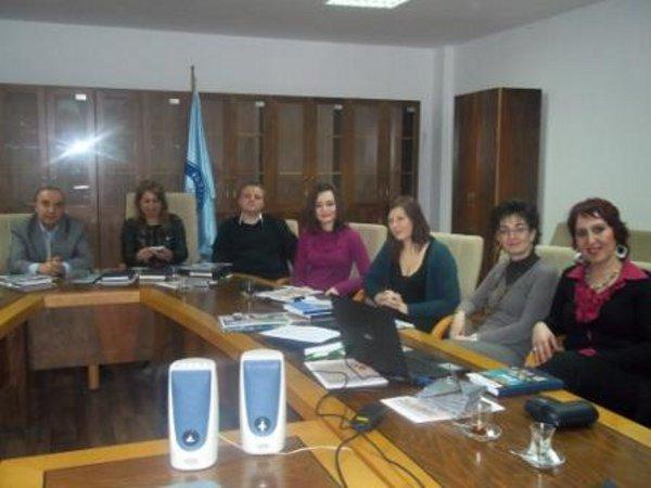 Comenius 2011 - Προπαρασκευαστική Επίσκεψη